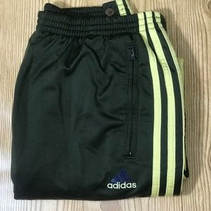Adidas Vintage Snap Track Pants